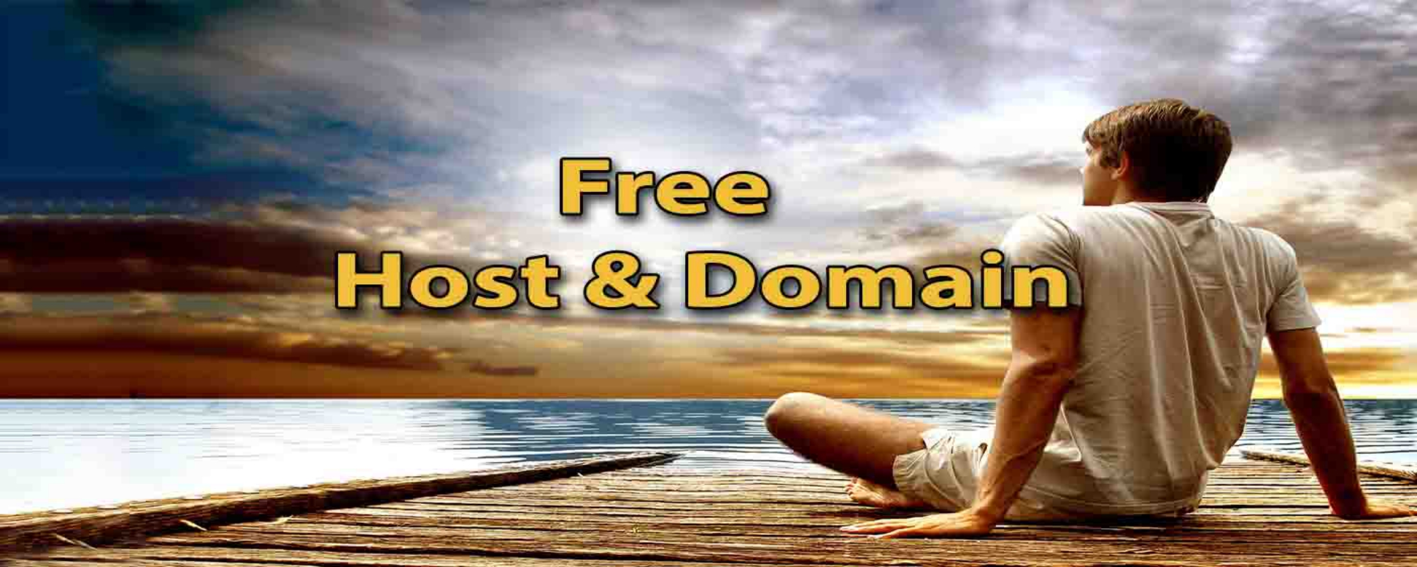 Free Domain & Host for First Year!